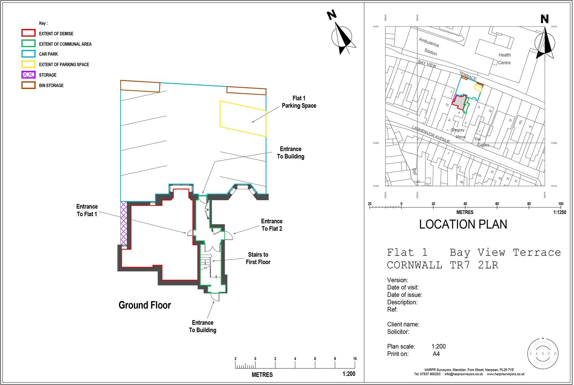 Bay View Terrace Lease Plan