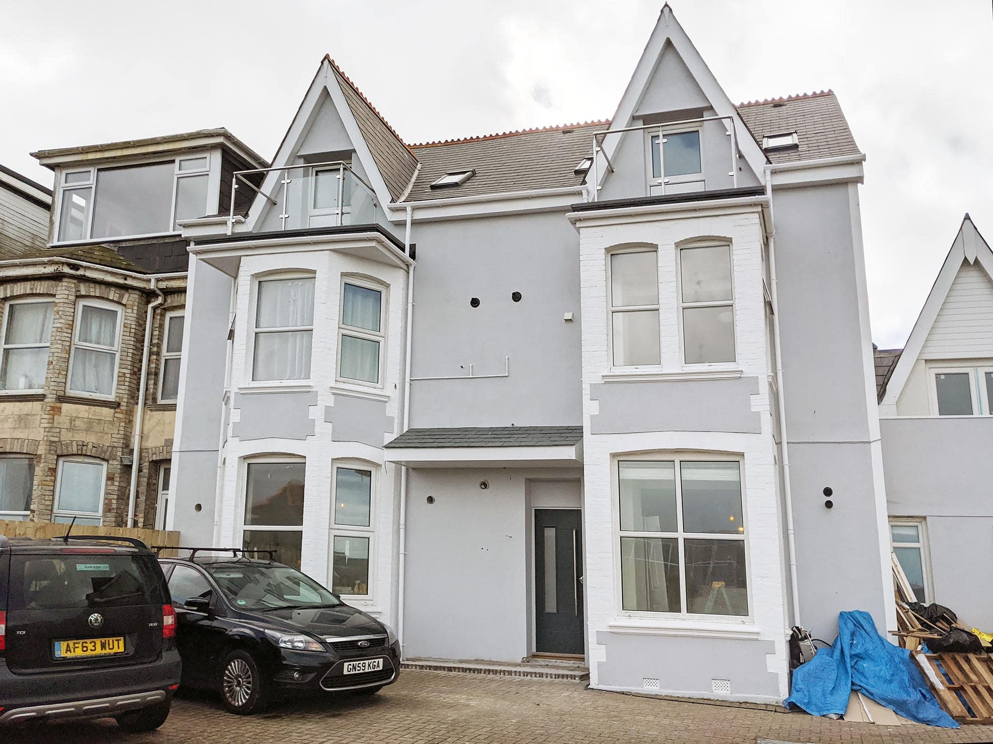 Bay View Terrace Newquay