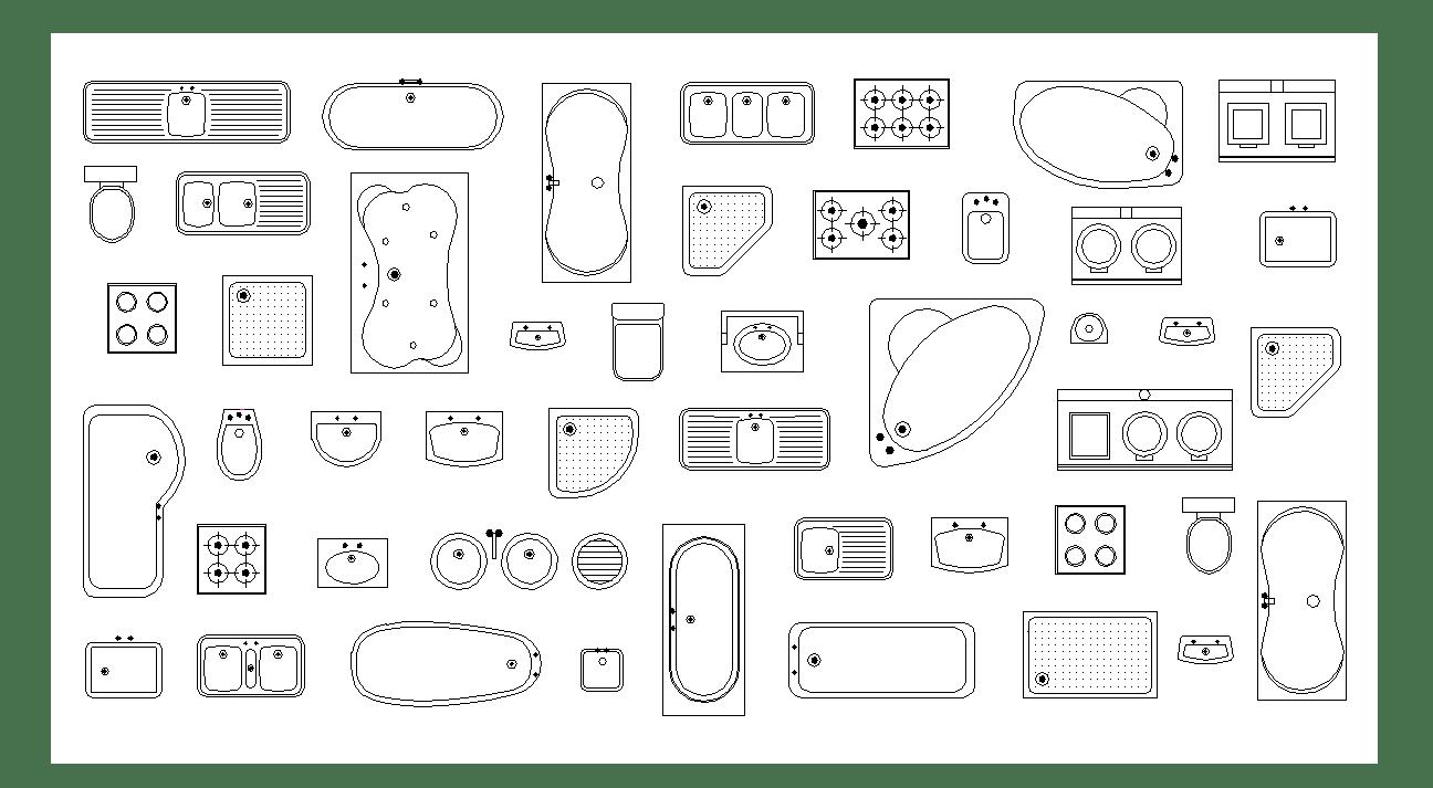 Harpr Surveyors Floor Plan Symbols